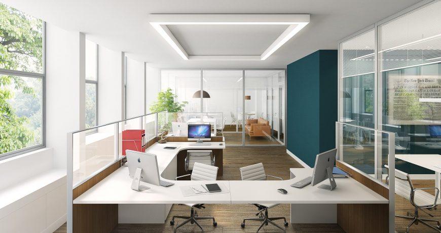nettoyage de bureaux avec Home Cleaning Services