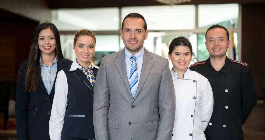 services hôtels nettoyage reception horeca